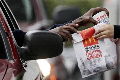 McDonald's вКанаде продал беременной моющее средство вместо кофе