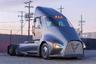 """ET-One — самый амбициозный проект от небольшой компании из Лос-Анджелеса под название Thor Trucks. Еще в декабре 2017 года в компании <a href=""""https://www.trucks.com/2017/12/13/startup-thor-trucks-electric-truck-market/"""" target=""""_blank"""">числилось</a> 17 человек, а сейчас они уже <a href=""""https://www.thortrucks.com/medium-duty/"""" target=""""_blank"""">сотрудничают</a> с одной из крупнейших мировых служб доставки UPS и принимают заказы на грузовики и тягачи. Справедливости ради стоит сказать, что до широкого производства пока далеко. ET-One способен проехать без подзарядки около 500 километров при мощности от 300 до 700 лошадиных сил. Компания уверяет, что обслуживание электротягача будет комфортным и доступным, так как все детали максимально просты и не требуют специального оборудования для установки."""