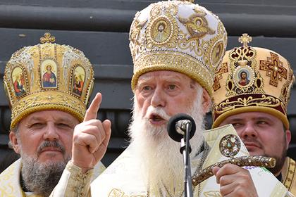 Киевский патриархат отберет у Московского всю недвижимость на Украине