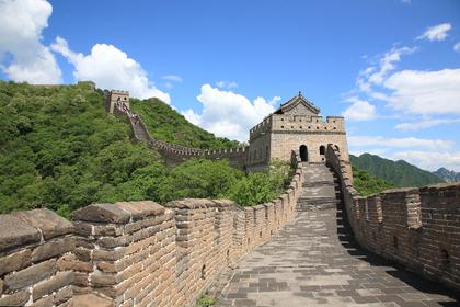 Великой китайской стене нашли новое применение