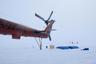 Дрейфующий арктический лагерь Барнео создается российскими полярниками каждую весну на месяц-полтора в марте и апреле. База располагает 12 домиками для проживания, двумя вертолетными площадками и взлетной полосой, способными принимать вертолеты Ми-8 и самолеты Ан-74. Самое удивительное, что, заплатив 20 тысяч долларов США, Барнео может посетить любой желающий.  Ежегодно таких находится более 250 человек.