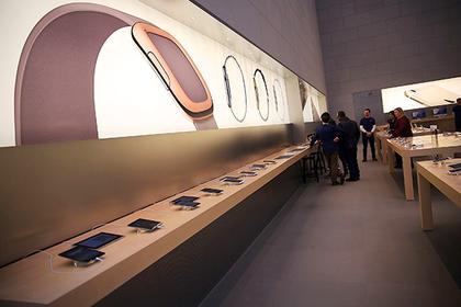 Капитализация Apple превысила $1 трлн