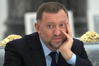 Дерипаска прокомментировал условия министра финансов США поснятию санкций