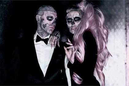 Леди Гага обратила внимание на обстоятельства смерти Zombie Boy