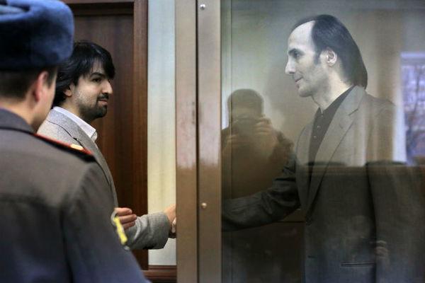 Юсуп Темирханов (справа), 2012 год