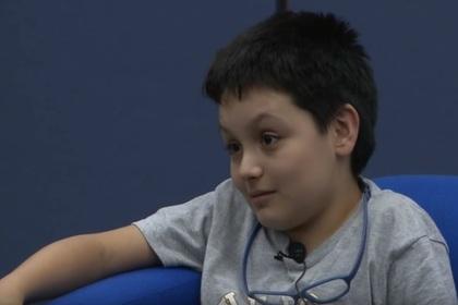 12-летний мексиканец поступил в университет