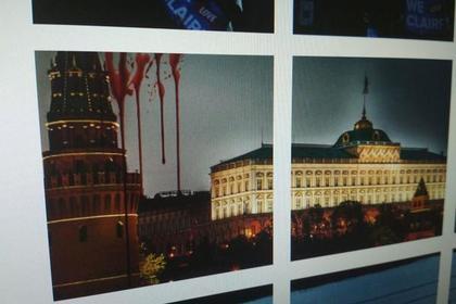 Залили Кремль «кровью». вглобальной сети появился анонс «Карточного домика»
