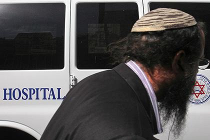 В Израиле туристка упала с балкона и покалечилась