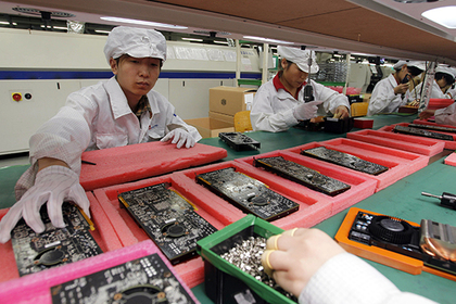 Заводы по производству iPhone оказались заражены