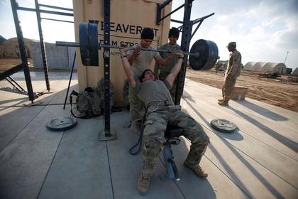 Военным США запретили рассекречивать базы из-за занятий спортом