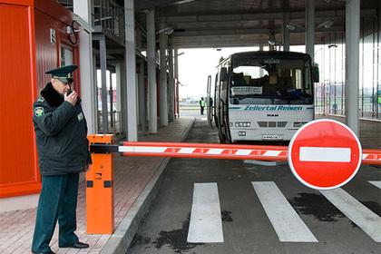 В Киеве задумались о прекращении автобусного сообщения с Россией