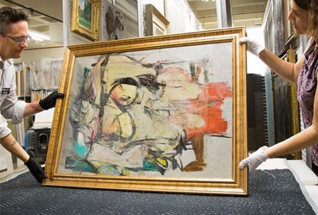Возвращение «Женщины-Охры» в музей