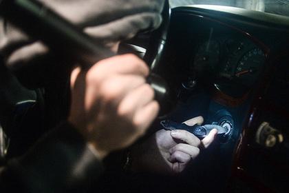 Раскрыто количество угоняемых каждый год автомобилей