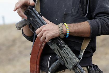 Вооруженные контрабандисты напали на украинскую погранзаставу