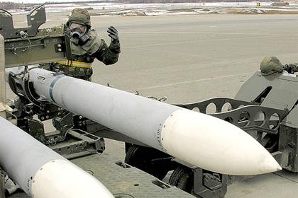 Случайный пуск ракеты НАТО назвали «очень прискорбным»