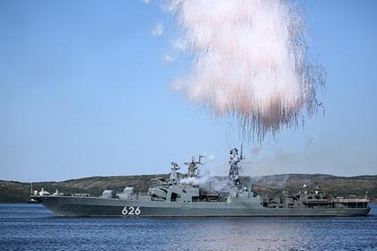 Корабли Северного флота ушли в поход на восток Арктики