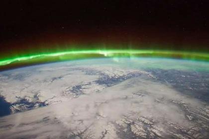 В атмосфере Земли зафиксировали гигантскую аномалию