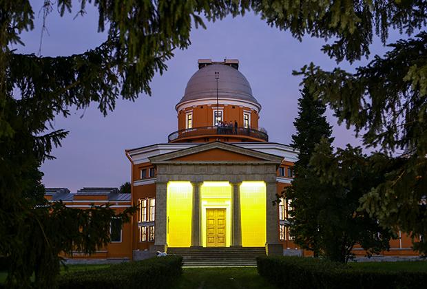Отделением физических наук РАН будет предоставлен план переноса наблюдений из обсерватории, расположенной в 19 км от Санкт-Петербурга, в места с наиболее благоприятным астроклиматом.