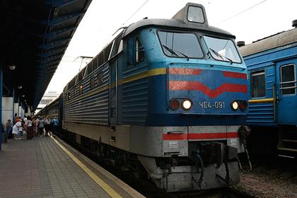 На Украине передумали прекращать железнодорожное сообщение с Россией