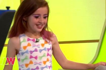 Мальчик пришел на телешоу в платье и очаровал зрителей