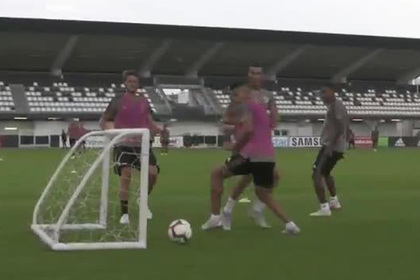 Защитник «Ювентуса» нашел способ остановить Роналду