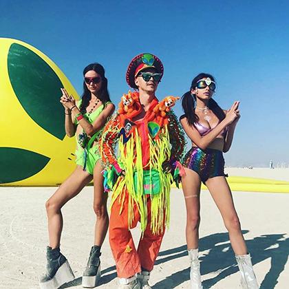 Фестиваль Burning Man, 2017