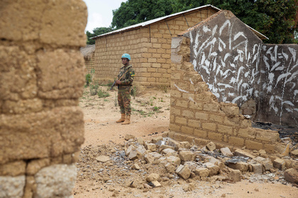 Обнаружена часть техники убитых в ЦАР журналистов