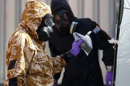 Британская милиция потратила нарасследование отравлений «Новичком» как минимум 13 млн долларов