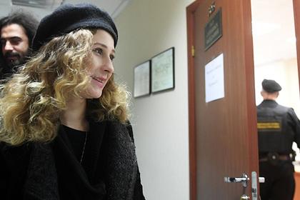 Мария Алехина из Pussy Riot проигнорировала запрет и сбежала из России