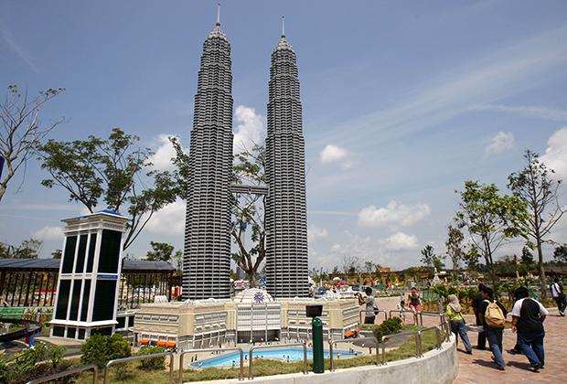 Парк LEGOLAND в Малайзии