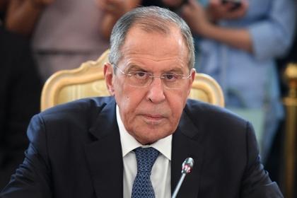 Лавров пожаловался Помпео на санкции