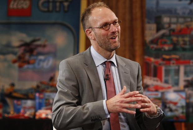 Йорген Кнудсторп, гендиректор LEGO