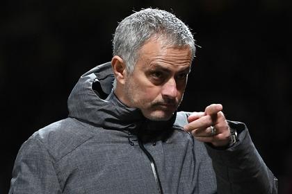 Моуринью посчитал детей в полузащите «Манчестер Юнайтед»