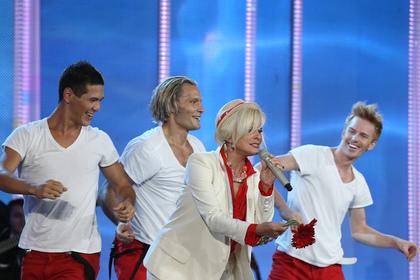 В Крыму восприняли «без слез» отказ Лаймы Вайкуле приезжать с концертами
