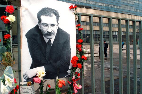 Назван заказчик убийства Владислава Листьева