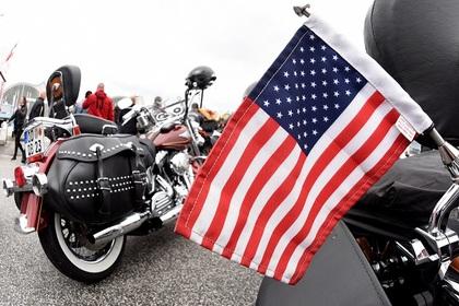 Трамп поддержал байкеров в бойкоте Harley-Davidson