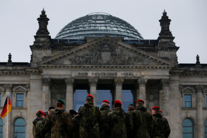 США заподозрили в страхе перед сотрудничеством России и Германии