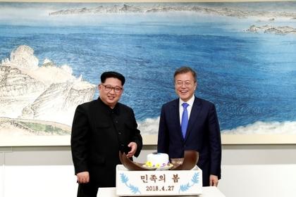 Ким Чен Ын позвал главу Южной Кореи в Пхеньян