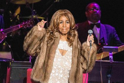Величайшая певица в истории оказалась при смерти