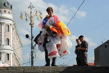 Россиян задумали оставить без пластиковых пакетов