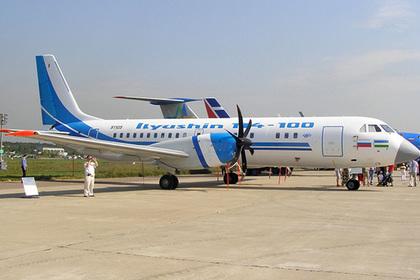 Летчик рассказал о перевернувшемся на спину Ил-114-100 с канадскими двигателями