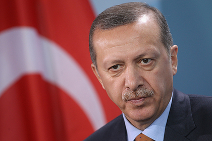 Эрдоган почувствовал удар в спину