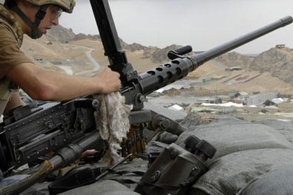 Британец убил командира ИГ пулеметом со снайперской дистанции