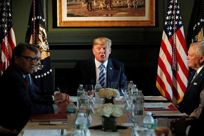 Названы самые позорные оговорки Трампа