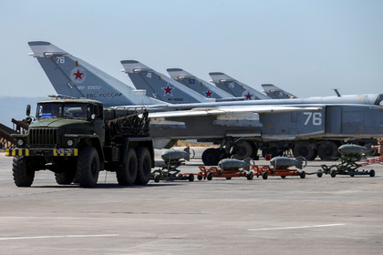 Российские военные отразили новую атаку на свою базу в Сирии