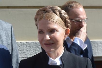 Тимошенко сравнила украинцев с древнеегипетскими рабами