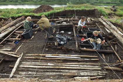 Сибирские археологи определят возраст Усть-Войкарского городища на Ямале
