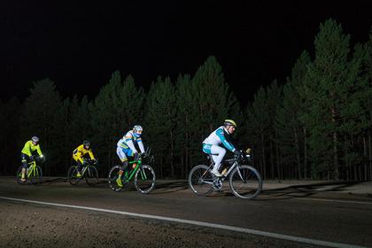 Завершился «королевский» этап велогонки Red Bull Trans-Siberian Extreme 2018