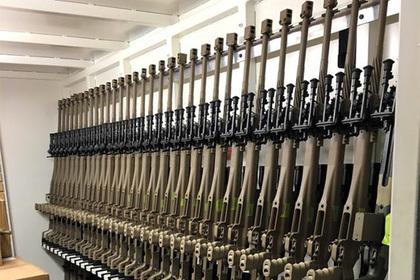 Канада поставит снайперские винтовки украинской армии