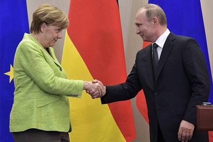 Песков поведал  отемах предстоящей конференции  Владимира Путина  иМеркель
